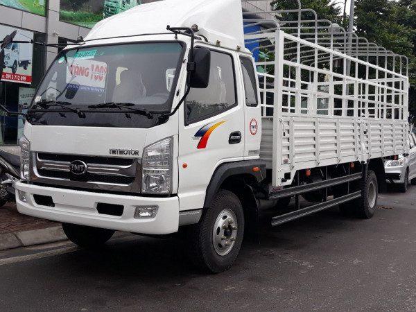 Xe tải 6 tấn thùng 6.2 m KM8861T