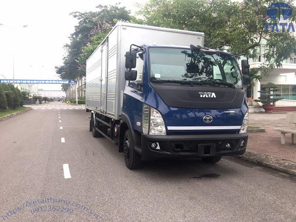 xe tải 7 tấn tata thùng kín 2